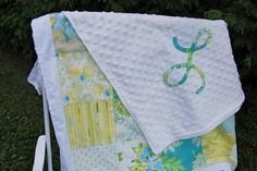 Sweet Baby Quilt Tutorial