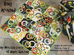 Ring Around Baby Quilt