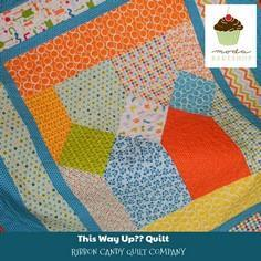 This Way Up?? Quilt