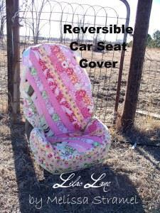 Reversible Car Seat Cover