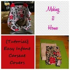 {Tutorial} Easy Infant Car Seat