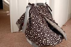 Car Seat Canopy/ Car Seat Cover