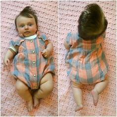 DIY Romper From Button Up Shirt