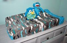 A Changing Pad Cover Tutorial