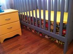 how to make a simple crib