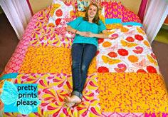 100 Bed Covering Patterns Sewpin Com