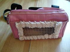 DIY Recycled Small Pet Carrier Tut