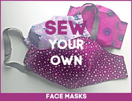 . Face Mask Sewing Tutorials