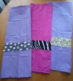 Cloth Napkins DIY