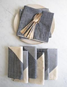 Pieced Napkins Tutorial