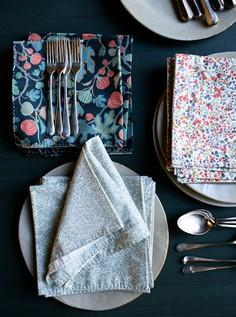 Running Stitch Napkins