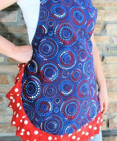 Cute and Flirty Apron Tutorial