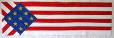 Free American Flag Table Runner Quilt Pattern