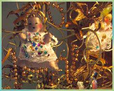 Bling angels, Christmas ornaments