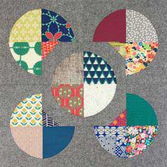 Flower Path Quilt Sew-Along + 1, 2, 3 Quilt Giveaway