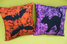 Halloween Silhouette Applique Pillows DIY Sewing Tutorial