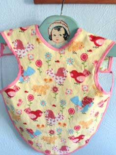 The Baby Bib Tutorial