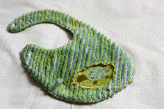 Sewing: Chenille Bib {Pattern & Tutorial}