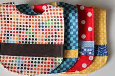 Toot Toot Tuesday-Baby Bibs with Creation Corner
