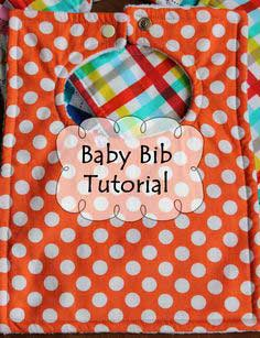 Fat Qquarter Friday (bbay bib tutorial)