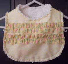 Infant Bib Tutorial