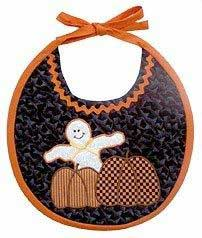 Halloween Bib Sewing Pattern