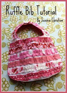 Sew Easy Baby Bib Patterns 100 Free Patterns To Sew
