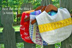 Best Bib on the Block {tutorial}