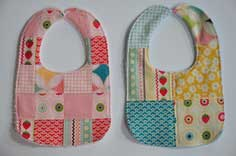 Baby Bibs and Burp Cloths