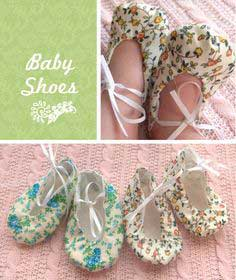 DIY Baby Shoe Tutorial