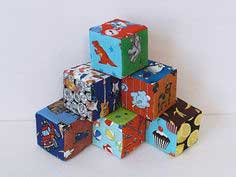 I-Spy Blocks or Storytelling Dice
