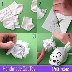 Handmade Cat Toy
