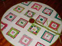 Christmas Tree Skirt, part 1