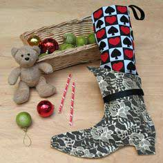 The Red Queen's Christmas Stocking