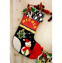 Sewing Tutorial: Christmas Stocking