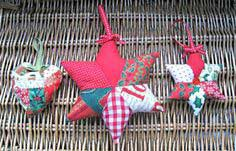 Christmas Tutorials Start Here – Chris's Patchwork Decorations