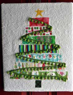 The Quilted Tree ~ A Tutorial