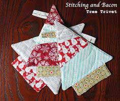 Tree Trivet Tutorial [Christmas in July Sewing Challenge]