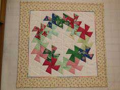 Twisted Xmas Wreath Quilt