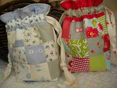 Patchwork Gift Bag Tutorial