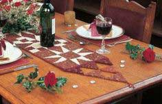 How to Make a Rustic Table Runner