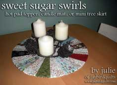 sweet sugar swirls tutorial