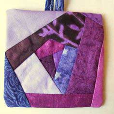 Crazy Quilt Ornament: the tutorial