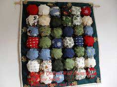 Biscuit Quilted Christmas Wall Hanging