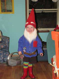 Wee Gnome Halloween Costume