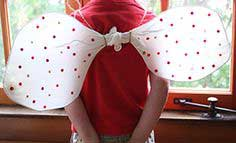 DIY No- Sew Costume: Butterfly Wings