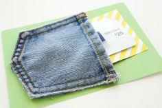 The Centsible Life: DIY Gift Card Holder for Father's Day