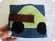 cozy car caddy tutorial