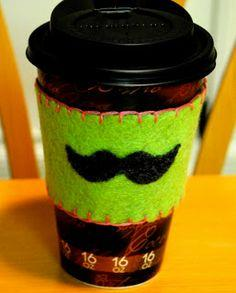 Cozy Up Your Coffee Cup