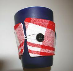Handmade for the Holidays - DIY Coffee Sleeve